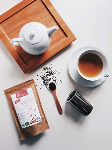 BIO-Schwester-Herz-Weier-Tee-mit-Rosenblten-Geschenk-Idee-fr-deine-Schwester-oder-beste-Freundin-zum-personalisieren-Tee-Geschwister