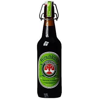 Hirschkuss-38-05l-Schnackelverschlussflasche