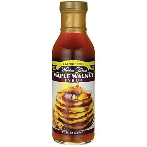 Walden Farms Maple Walnut Sirup kalorienfrei