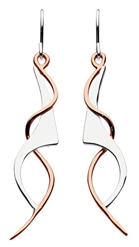 Dew Damen-Ohrhänger, Sterlingsilber