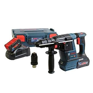 Bosch-061191000D-Akku-Bohrhammer-ProCORE-GBH-18V-26-F-SDS-plus-2×70-Ah-L-Boxx-1-W-18-V