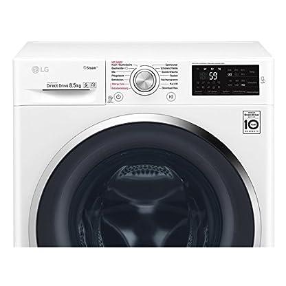 LG-F-14WM-8P5KG-Waschmaschine-Frontlader-A-1400UpM-Wei-Steam-Funktion-Die-Wellness-Oase-fr-Ihre-Kleidung-Smart-Diagnosis