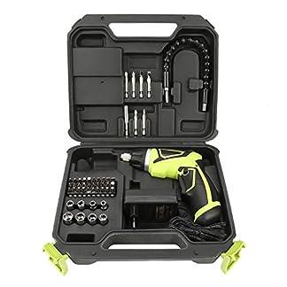 46-in-1-Snd136-72-V-Elektrische-Akku-Handbohrschrauber-Schraubendreher-LED-Licht-Lithium-Batterie-Power-Repair