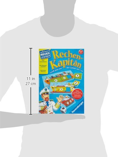Ravensburger-25023-Rechen-Kapitn