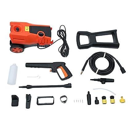 Yogadada-Hochdruckreiniger-Spray-Jet-Gun-Garten-Reinigungs-Maschine-KFZ-Auto-Waschen-Gert-reinigen-1400W
