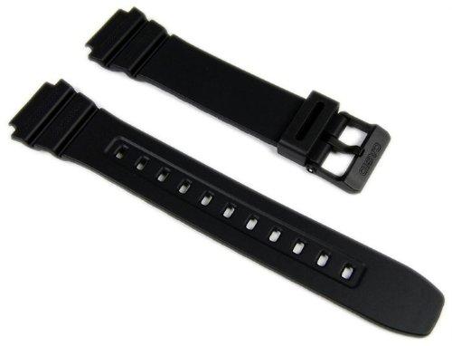 Casio-Ersatzband-Uhrenarmband-Resin-F-108WH-AE-1200WH