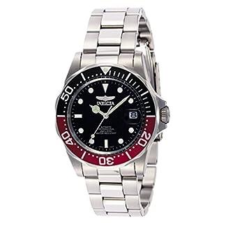 Invicta-9403-Pro-Diver-Unisex-Uhr-Edelstahl-Automatik-schwarzen-Zifferblat