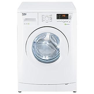 Beko-WMB-51432-PTEU-Waschmaschine-FrontladerAB-146-kWhJahr-7260-LitersJahr-1400-UpM-5-kgMultifunktionsdisplay-15-WaschprogrammePet-Hair-Removalwei