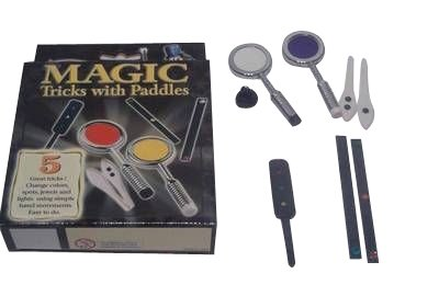 4-Tricks-with-Paddles-Zauberkasten