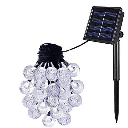 OxyLED-Solar-Lichterkette
