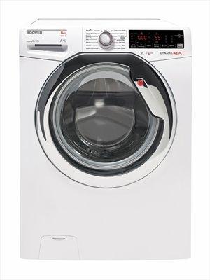Hoover-dwoa44-38-ahc7–01-autonome-Belastung-Bevor-8-kg-1300trmin-A-40-wei-Waschmaschine–Waschmaschinen-autonome-bevor-Belastung-wei-links-LED-Edelstahl