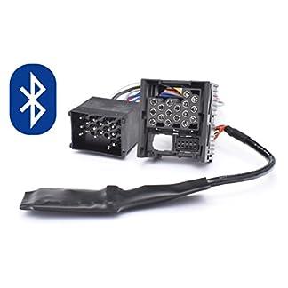 Bluetooth-Musik-Adapter-geeignet-fr-BMW-E46-E39-E38-Rundpin-17pin-Old-Generation-Radio