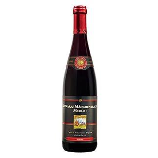 6-Flaschen-Schwarze-Mdchentraube-Merlot-QmgHrot-a-750ml