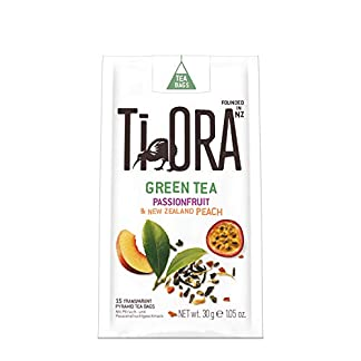 Ti-Ora-Green-Tea-Passionfruit-and-New-Zealand-Peach-Grner-Tee-4er-Pack-4-x-15-Teebeutel