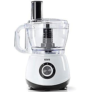 Food-Processor-Kchenmaschine-800-Watt-2-Liter-Behlter-BPA-frei-inkl-Standmixer-Kaffeemhle-Spiralschneider-Zerkleinerer-Mixer