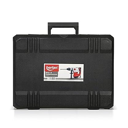 Berlan-Bohrhammer-1500-WattSDS-Plus-inkl-Koffer
