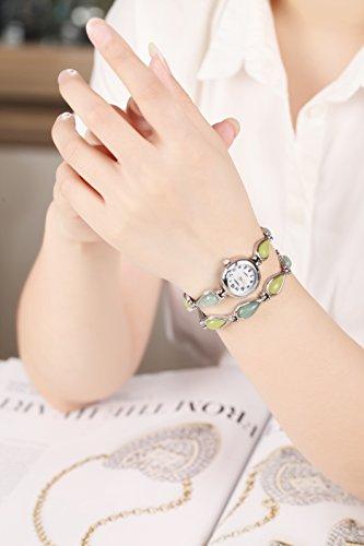 Time100-moderne-Armbnder-Damenuhren-Armbanduhr-fr-Mdchen-Junguhr-rund