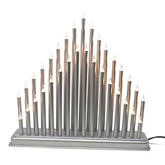 ToCi-Design-Lichterbogen-Silber-Schwibbogen-mit-33-Lampen-36x33cm-Weihnachts-Leuchter