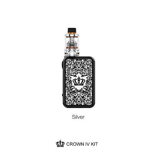 Uwell Crown 4/IV Kit Mit Crown 200W Mod/Crown 4/IV Tank (Silber)