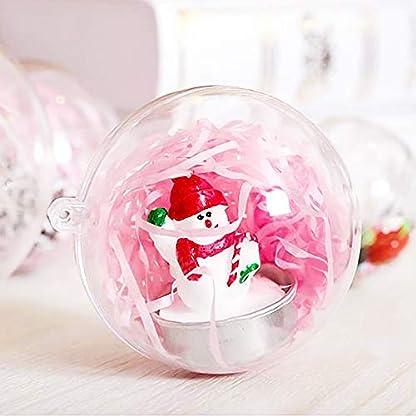 30-transparente-Weihnachtskugeln-3-Verschiedene-Gren-von-Acrylkugeln-EIN-10m-langes-Seil-als-Geschenk-Hngender-Kugel-Durchsichtig-Deko-Kugel-als-Saisonal-Deko-Hochzeitsdeko