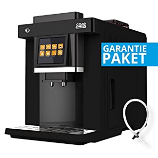 50-sparen-Garantiepaket-Kaffeevollautomat-EASY-TOUCH-LED-Beleuchtung-Caf-Bonitas-Touchscreen-Dualboiler-19-Bar-Kaffeeautomat-Kaffeemaschine-Kaffee-Espresso-Latte