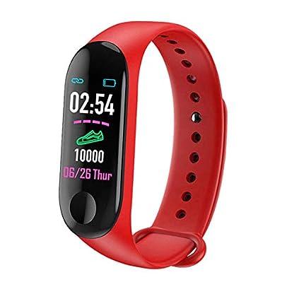 Milnnare-Smart-Armband-Armbanduhr-Pulsuhr-Blutdruck-Messgert-Watch-Bracelet
