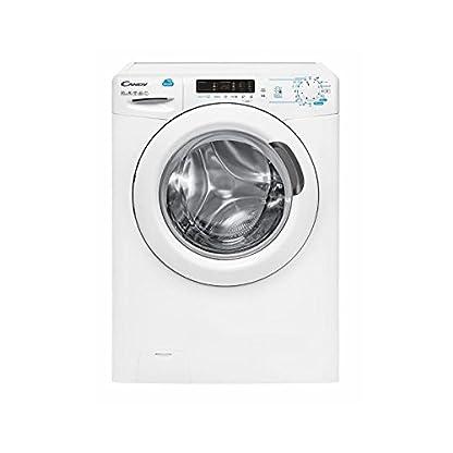 Candy-CSS-14102D3-S-Waschmaschine-freistehend-Frontlader-10-kg-1400-Umin-Energieeffizienzklasse-A-Wei