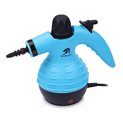 MLMLANT-dampfreiniger-Mehrzweck-Superlicht-Handdruckdampfreiniger-mit-9-teiligem-Zubehr-fr-Fleckenentfernung-Teppiche-Vorhnge-Bettwanzensteuerung-Autositze
