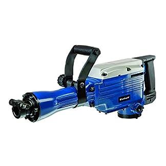 Einhell-Abbruchhammer-BT-DH-16001-1600-W-1800-1min-Schlagzahl-43-J-Schlagstrke-Sechskantaufnahme-Zusatzhandgriff-inkl-2-Meiel-und-Koffer