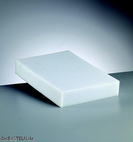 efco 1008301 Unterlage zum Filzen, Schaumstoff, 21 x 14,8 x 5 cm, grau
