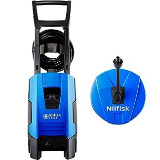 Nilfisk-128471162-C-1351-8-PC-Hochdruckreiniger-ClickClean-System-inklusive-Flchen-Terrassenreiniger