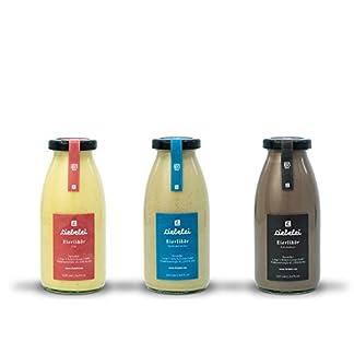 LIEBELEI-EIERLIKR-3×025-l-GESCHENKSET-Selbstgemachter-Premium-Eierlikr-aus-100-Bio-Eiern–Super-cremig-besonders-mild-und-vollmundig-im-Geschmack