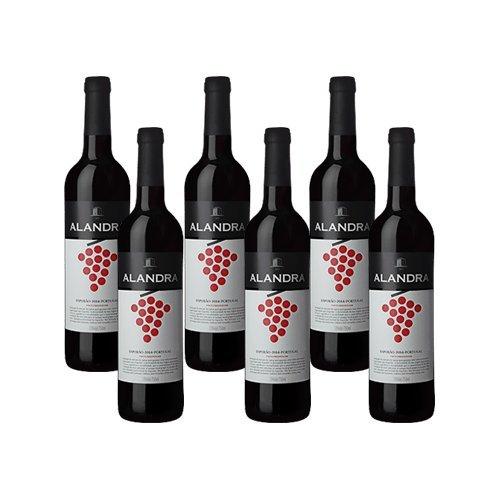 Alandra-Rotwein-6-Flaschen