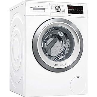 Bosch-Serie-6-wag28491-freistehend-Lade-Frontlader-8-kg-1360-Umin-A-Wei-Waschmaschine