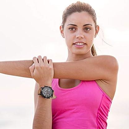 Souarts-Herren-Armbanduhr-Einfach-Stil-Sport-Analoge-Quarz-Uhr-24cm