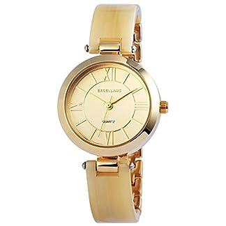 Excellanc-Damen-Armbanduhr-XS-Analog-Quarz-verschiedene-Materialien-180904000002