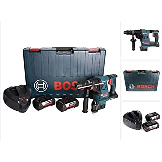 Bosch-Akku-Bohrhammer-GBH-36-VF-Li-PLUS-mit-Meielfunktion-2-x-Akku-36V-40-Ah-und-Ladegert-AL3680CV-inkl-Wechselfutter-im-Handwerkerkoffer