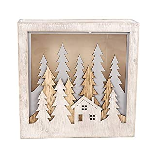 auncfofo-LED-Holzhaus-mit-Weihnachtsbaum-Deer-Party-Decor-Ornamente-Home-s