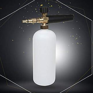 Oyamihin-Foam-Lance-Hochdruckreiniger-Soap-Bottle-Gun-Fr-Karcher-Bosch-Lavor-Nilfisk-Kit-Wesentliches-Zubehr-Wei