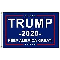Ouken-Donald-Trump-Flag-fr-Prsidentenkampagne-2020-Halten-Sie-Amerika-Groe-Flagge-3-x-5-Fu-mit-Tllen-Blau