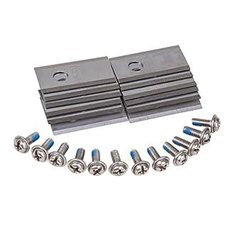 WORX-WA0190-Landroid-Ersatzmesser-original-Ersatzklingen-fr-alle-Landroid-Mhroboter-WORX-Zubehr-Set-aus-12-Rasenmher-Klingen-12-Befestigungsschrauben