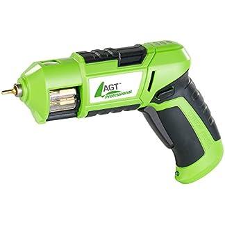 AGT-Professional-Akkuschrauber-Pistole-Autoloader-Akkuschrauber-mit-Bit-Trommel-AW-03ps-Li-Ion-Akku-36V-Elektrischer-Schraubendreher