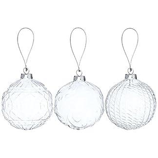 RAYHER-56872000-Glas-Kugeln-8-cm-Durchmesser-3-Designs-PVC-box-3-Stck