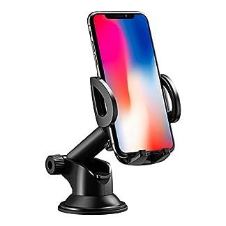 Mpow-Handyhalter-fr-Auto-KFZ-Smartphone-Halterung-Handyhalterung-AutoKFZ-Handy-Halter-fr-Auto360Kfz-Smartphone-Halterung-Einhandbedienung-Handy-Halter-fr-Auto-fr-alle-Handys-bis-zu-37-Zoll