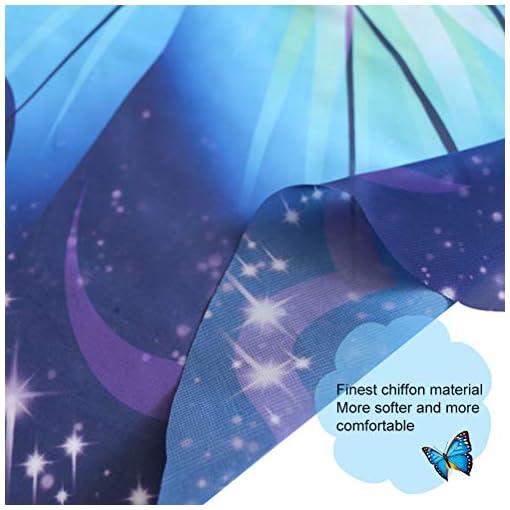BESTOYARD-Schmetterling-Mantel-Halloween-Cosplay-Chiffon-Tiere-Flgel-Cape-Maske-Set-Leistung-Requisiten-fr-Kinder-Cosplay-Kostm-Party-Blau