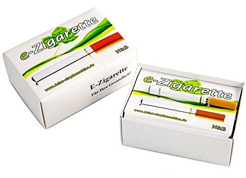 N$B® Starter Kit mit E-Zigarette, Verdampfer Elektronische Zigarette E Smoker…