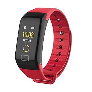 Prevently-Fitness-Armbnder-Bluetooth-Smartwatch-Fitness-Smart-Watch-Sport-F1-Farbe-intelligente-Uhr-Bildschirm-Farbe-Fitness-Blutdruck-Sauerstoff-Pulsmesser-Watch-Armband