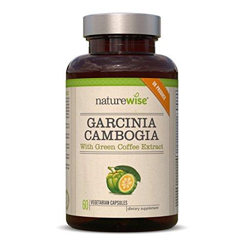 Garcinia Cambogia Plus, Green Coffee, Green Tea, Zinc, Chromium