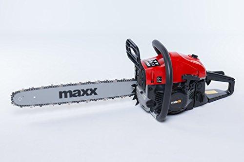 Maxx-Kettensge-mit-Benzin-52-cm-Leistung-30-PS-Sgeblatt-50-cm