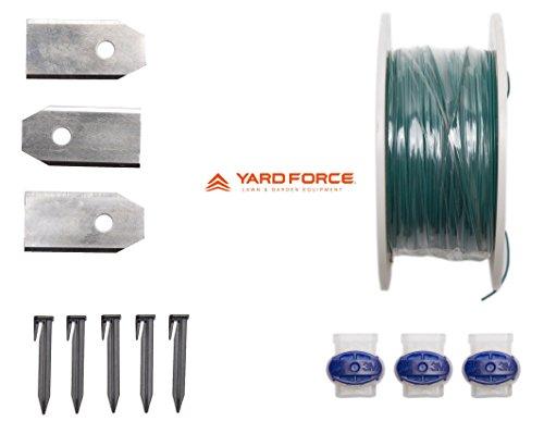 Yard-Force-Mhroboter-SA900-bis-zu-900-m-Steigung-bis-50-Prozent-inkl-Regensensor-und-Diebstahlsicherung